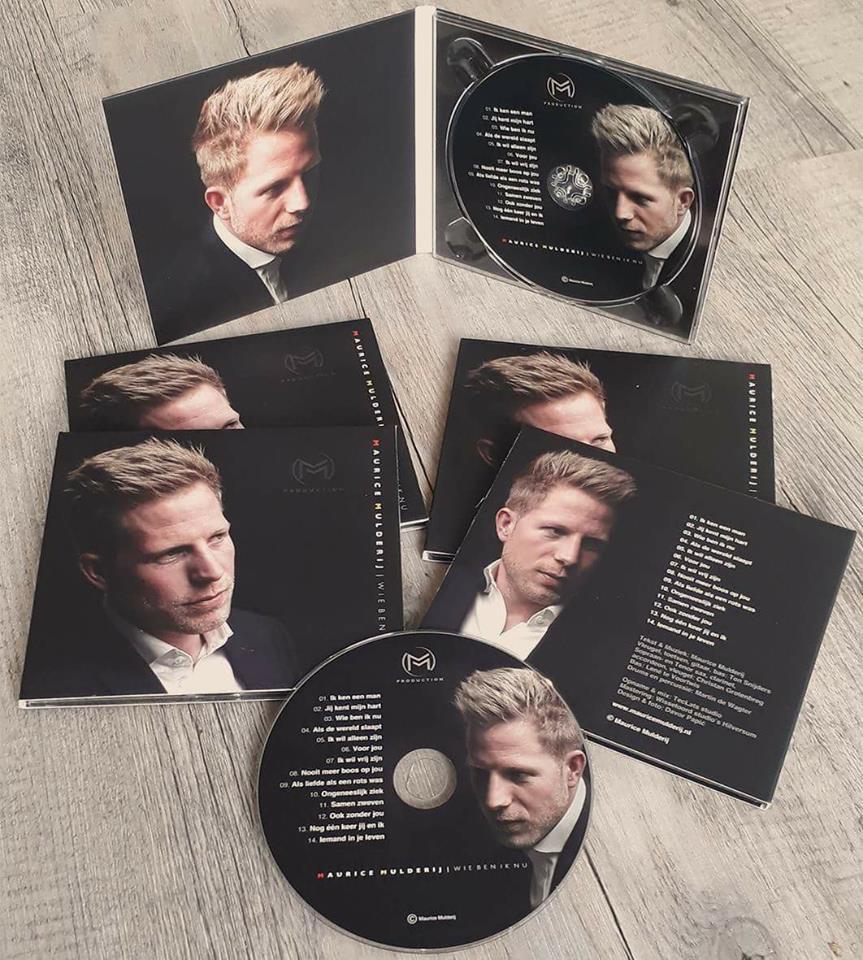 CD's Maurice Mulderij